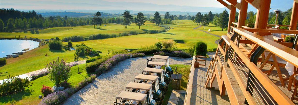 pirin golf