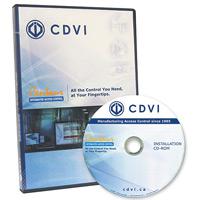 Workstation Pack 6.0 CDVI CS-WS6