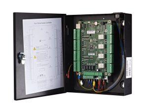 Контролер за 2 врати двустранно Hikvision DS-K2804