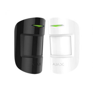 Безжичен детектор за движение AJAX MotionProtect WH / BL