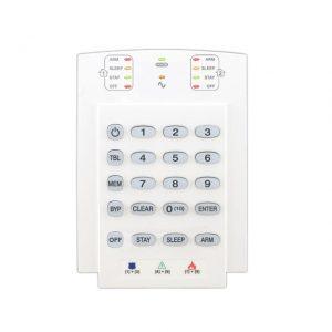 LED клавиатура 10 зони PARADOX K10V/H