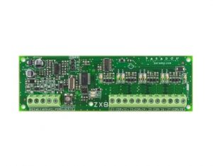 BUS Модул с 8 хардуеърни зони PARADOX ZX8