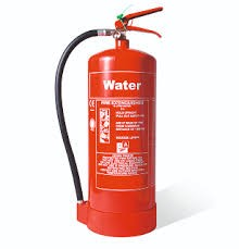 воден пожарогасител