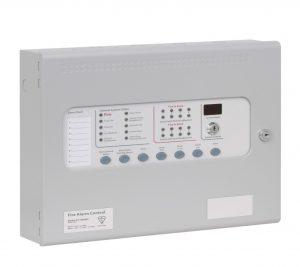 онвенционален пожароизвестителен контролен панел Kentec Sigma CP