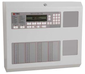 Адресируем пожароизвестителен контролен панел Solution F2 NSC B01070-00